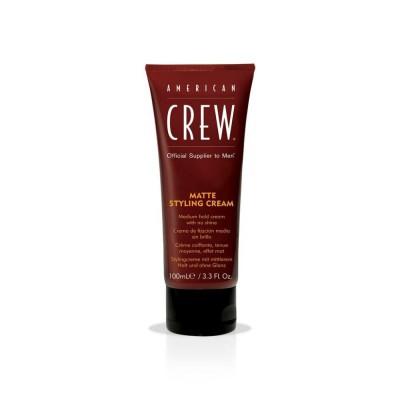 Матовый крем для укладки American Crew Ultramatte / Matte Styling Cream 100 мл