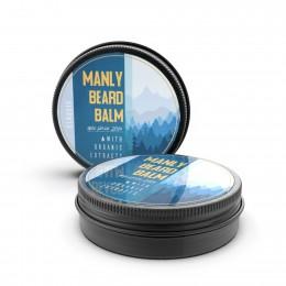 Бальзам для бороды Manly Beard Balm Classic 40 мл