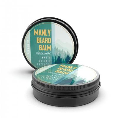 Бальзам для бороди Manly Beard Balm Perfumed 40 мл