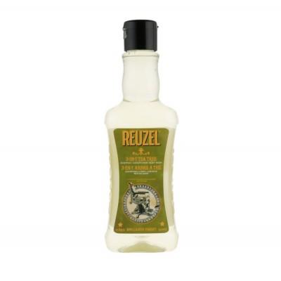 Засіб 3-в-1 Reuzel 3-in-1 Tea Tree 350 мл