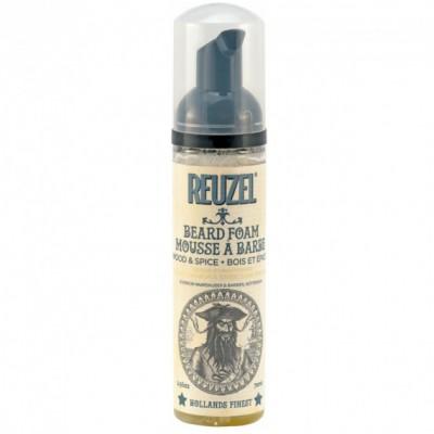 Бальзам для бороди Reuzel Beard Foam Wood&Spice 70 мл
