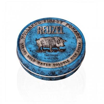 Помада Reuzel Blue Strong Hold High Sheen 113 г