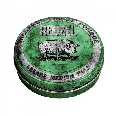 Воск Reuzel Green Grease Medium Hold 113 г