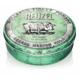 Воск Reuzel Green Grease Medium Hold 340 г