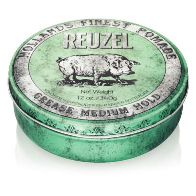 Віск Reuzel Green Grease Medium Hold 340 г