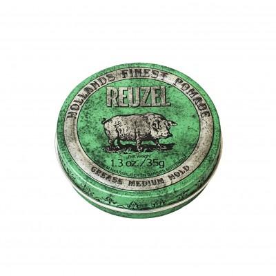 Віск Reuzel Green Grease Medium Hold 35 г