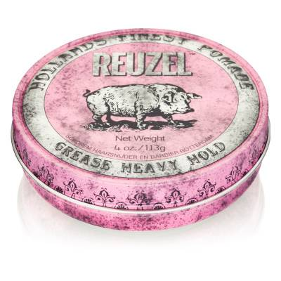 Віск Reuzel Pink Grease Heavy Hold Pomade 113 г