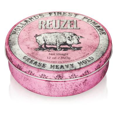 Віск Reuzel Pink Grease Heavy Hold Pomade 340 г