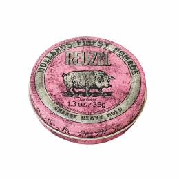 Воск Reuzel Pink Greaze Heavy Hold Pomade 35 г