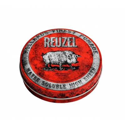 Помада Reuzel Red Water Soluble High Sheen 113 г