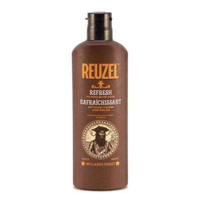 Шампунь для бороды Reuzel Refresh No Rinse Beard Wash 200ml