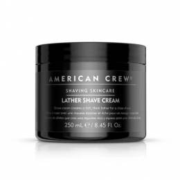 Крем для гоління American Crew Lather Shave Cream 250 мл