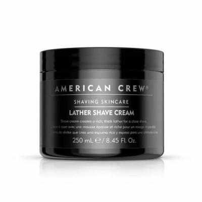 Крем для бритья American Crew Lather Shave Cream 250 мл