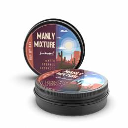 Микстура (масло) для бороды Manly Mixture Day By Day Blend 40 мл