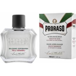 Бальзам після гоління Proraso After shave Balm Sensitive Green Tea 100 мл