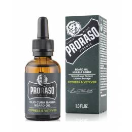 Масло для бороды Proraso Beard Oil Cypress & Vetyver 30 мл