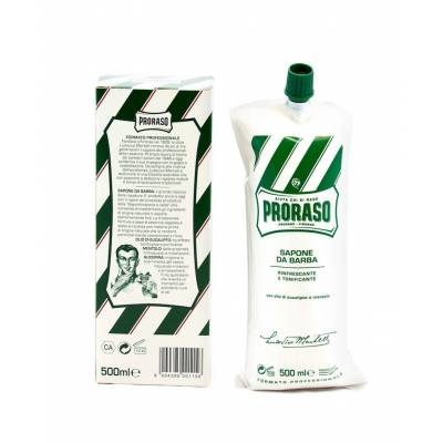 Крем для бритья Proraso Shaving Cream Tube Refresh Eucalyptus 500 мл