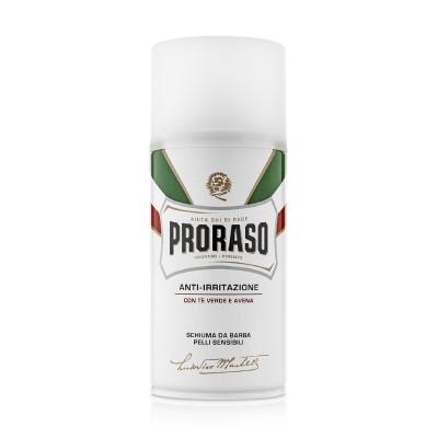 Піна для гоління Proraso Shaving Foam Sensitive Green Tea 300 мл