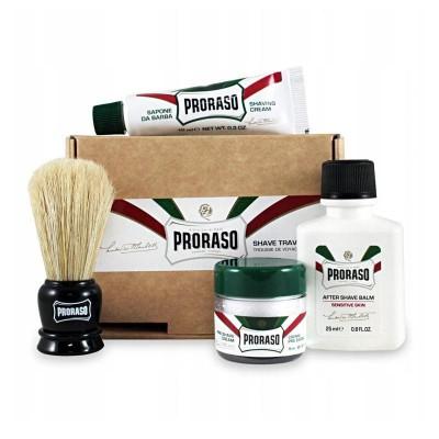 Набір для гоління Proraso Shave Travel Kit Refresh