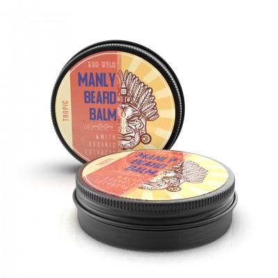 Бальзам для бороды Manly Beard Balm Summer Edition 40 мл