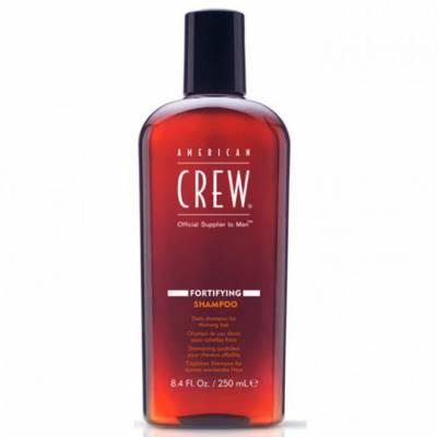 Зміцнюючий шампунь для тонкого волосся American Crew Fortifying Shampoo 250 мл