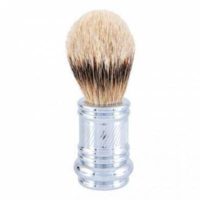 Помазок Merkur SHAVING BRUSH PURE SILVERTIP BADGER 90138001