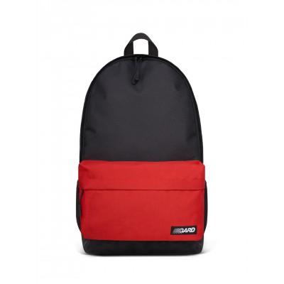 Рюкзак CITY | черный/красный 1/20