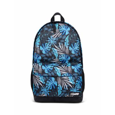 Рюкзак CITY | синие листья 1/20