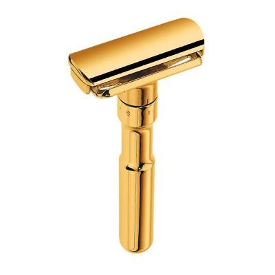 Станок для бритья Т-образный Merkur Futur золотой 90702003