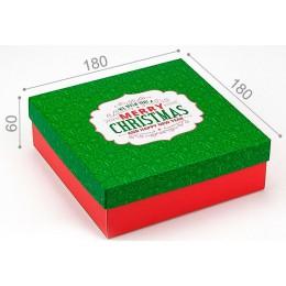 Подарункова коробка Merry Christmas