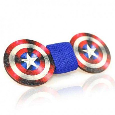 "Бабочка ""Captain America"""
