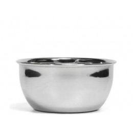 Чаша для взбивания пены Omega Shaving Bowl Stainless Steel
