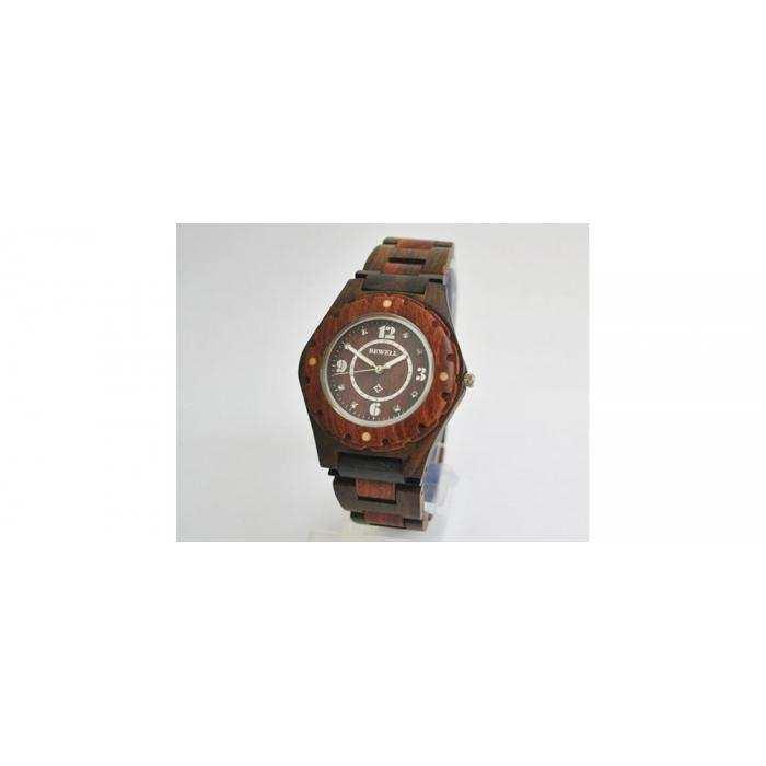 Деревянные часы BeWell 5