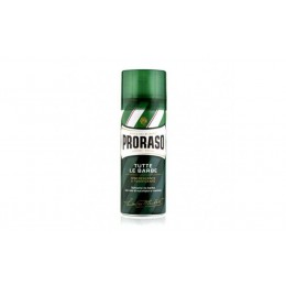 Пена Proraso для бритья (ментол), дорожный мини-размер 50 мл