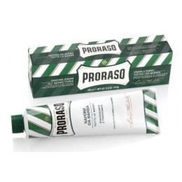 Крем Proraso для гоління в тубі, ментол
