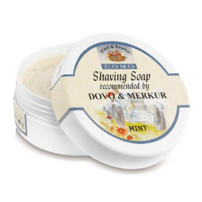 Крем-мыло Dovo для бритья, ментол