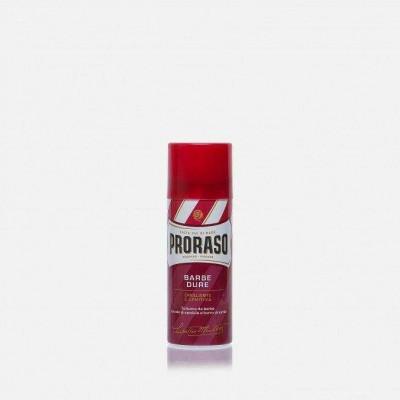 Піна Proraso для гоління для жорсткої щетини, дорожній обсяг, 50 мл