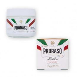 Крем Proraso до бритья для чувствительной кожи