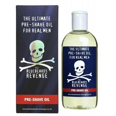 Масло до гоління The Bluebeards Revenge Pre-Shave Oil