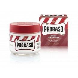 Крем Proraso до гоління для жорсткої щетини