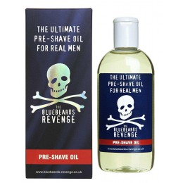 Масло до гоління The Bluebeards Revenge Pre-Shave Oil, 250мл