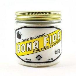 Матовая паста на водной основе Bona Fide Matte Paste