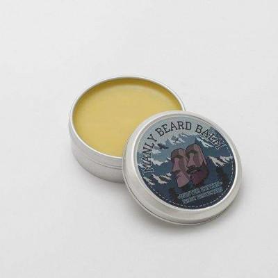 Бальзам для бороды Manly Beard Balm Winter Edition