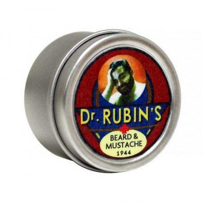Воск для усов и бороды Dr. Rubin's Beard & Moustache Wax