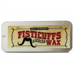 Воск для усов Fisticuff's Moustache Wax