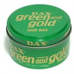 Помада для волосся Dax Green & Gold