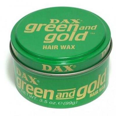 Помада для волос Dax Green & Gold