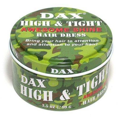 Помада для волосся Dax High & Tight Awesome Shine