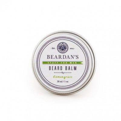Бальзам для бороды и усов Beardan's Lemongrass & Santal