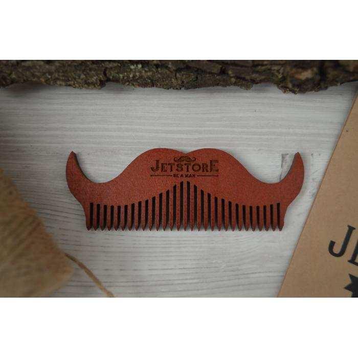 Расческа для усов и бороды Mustache V2